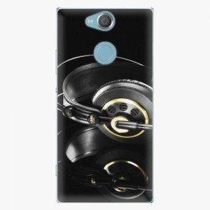 Plastový kryt iSaprio - Headphones 02 - Sony Xperia XA2