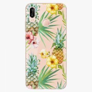 Plastový kryt iSaprio - Pineapple Pattern 02 - Huawei P20 Lite