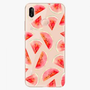 Plastový kryt iSaprio - Melon Pattern 02 - Huawei P20 Lite