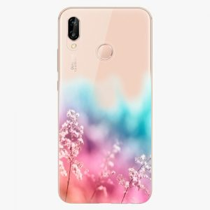 Plastový kryt iSaprio - Rainbow Grass - Huawei P20 Lite