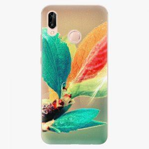 Plastový kryt iSaprio - Autumn 02 - Huawei P20 Lite