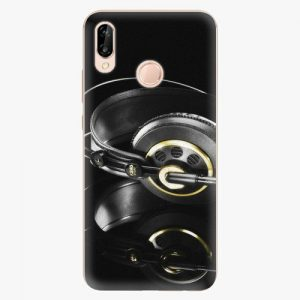 Plastový kryt iSaprio - Headphones 02 - Huawei P20 Lite