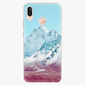 Plastový kryt iSaprio - Highest Mountains 01 - Huawei P20 Lite