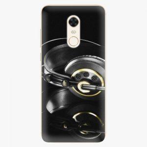 Plastový kryt iSaprio - Headphones 02 - Xiaomi Redmi 5 Plus