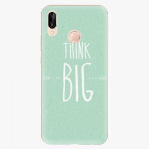 Plastový kryt iSaprio - Think Big - Huawei P20 Lite