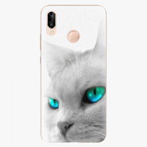 Plastový kryt iSaprio - Cats Eyes - Huawei P20 Lite
