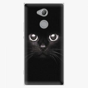 Plastový kryt iSaprio - Black Cat - Sony Xperia XA2 Ultra