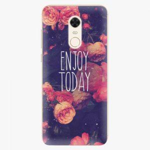 Plastový kryt iSaprio - Enjoy Today - Xiaomi Redmi 5 Plus