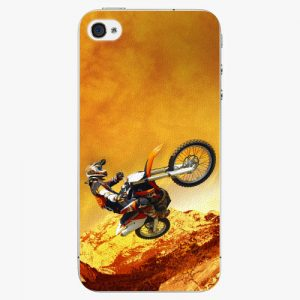 Plastový kryt iSaprio - Motocross - iPhone 4/4S