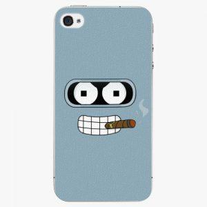 Plastový kryt iSaprio - Bender - iPhone 4/4S