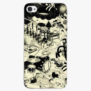 Plastový kryt iSaprio - Underground - iPhone 4/4S