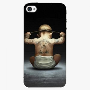 Plastový kryt iSaprio - Crazy Baby - iPhone 4/4S