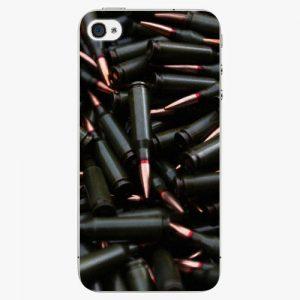 Plastový kryt iSaprio - Black Bullet - iPhone 4/4S