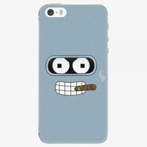 Plastový kryt iSaprio - Bender - iPhone 5/5S/SE