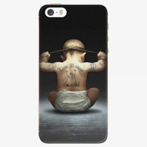 Plastový kryt iSaprio - Crazy Baby - iPhone 5/5S/SE