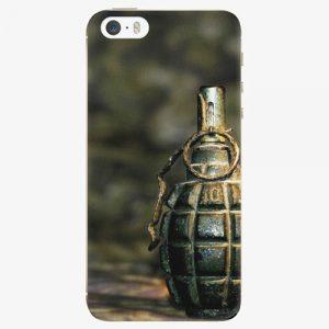 Plastový kryt iSaprio - Grenade - iPhone 5/5S/SE