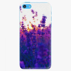 Plastový kryt iSaprio - Lavender Field - iPhone 5C