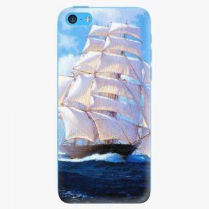 Plastový kryt iSaprio - Sailing Boat - iPhone 5C