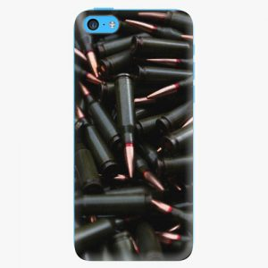 Plastový kryt iSaprio - Black Bullet - iPhone 5C