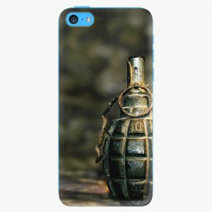 Plastový kryt iSaprio - Grenade - iPhone 5C