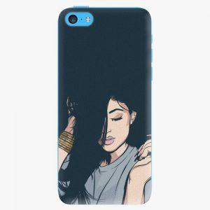 Plastový kryt iSaprio - Swag Girl - iPhone 5C
