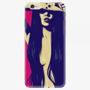 Plastový kryt iSaprio - Cartoon Girl - iPhone 6/6S