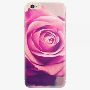 Plastový kryt iSaprio - Pink Rose - iPhone 6/6S
