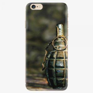 Plastový kryt iSaprio - Grenade - iPhone 6/6S