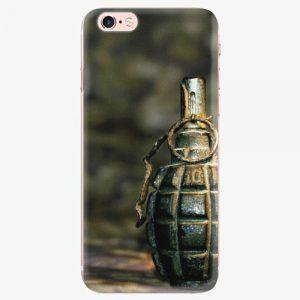 Plastový kryt iSaprio - Grenade - iPhone 6 Plus/6S Plus
