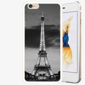 Plastový kryt iSaprio - Midnight in Paris - iPhone 6/6S - Gold