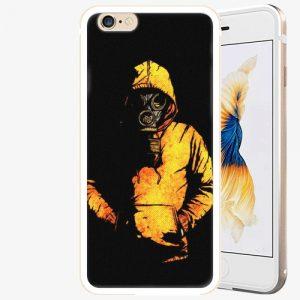 Plastový kryt iSaprio - Chemical - iPhone 6 Plus/6S Plus - Gold