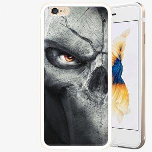 Plastový kryt iSaprio - Horror - iPhone 6 Plus/6S Plus - Gold