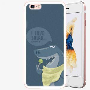 Plastový kryt iSaprio - Love Salad - iPhone 6 Plus/6S Plus - Rose Gold
