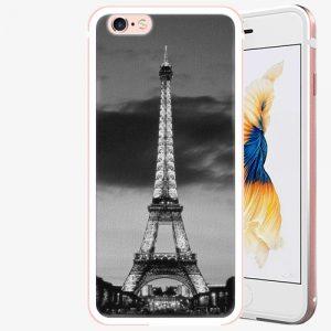 Plastový kryt iSaprio - Midnight in Paris - iPhone 6 Plus/6S Plus - Rose Gold