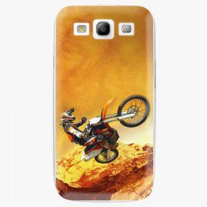 Plastový kryt iSaprio - Motocross - Samsung Galaxy S3