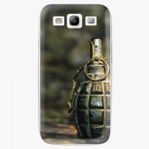 Plastový kryt iSaprio - Grenade - Samsung Galaxy S3