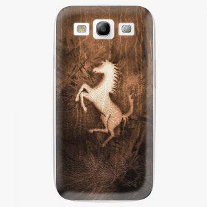 Plastový kryt iSaprio - Vintage Horse - Samsung Galaxy S3