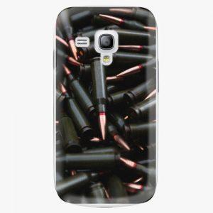 Plastový kryt iSaprio - Black Bullet - Samsung Galaxy S3 Mini
