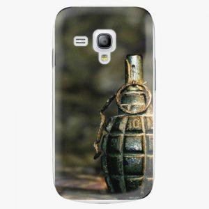 Plastový kryt iSaprio - Grenade - Samsung Galaxy S3 Mini