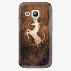 Plastový kryt iSaprio - Vintage Horse - Samsung Galaxy S3 Mini