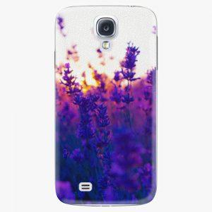 Plastový kryt iSaprio - Lavender Field - Samsung Galaxy S4