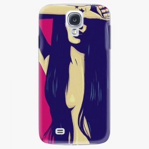 Plastový kryt iSaprio - Cartoon Girl - Samsung Galaxy S4