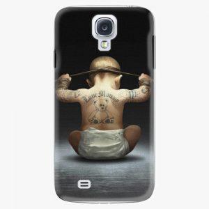 Plastový kryt iSaprio - Crazy Baby - Samsung Galaxy S4