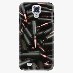 Plastový kryt iSaprio - Black Bullet - Samsung Galaxy S4