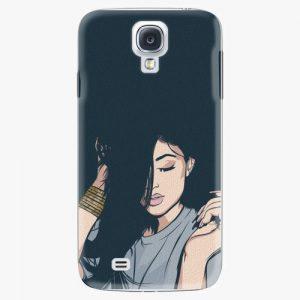 Plastový kryt iSaprio - Swag Girl - Samsung Galaxy S4
