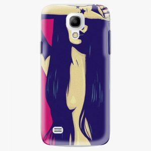 Plastový kryt iSaprio - Cartoon Girl - Samsung Galaxy S4 Mini