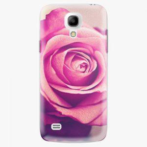 Plastový kryt iSaprio - Pink Rose - Samsung Galaxy S4 Mini