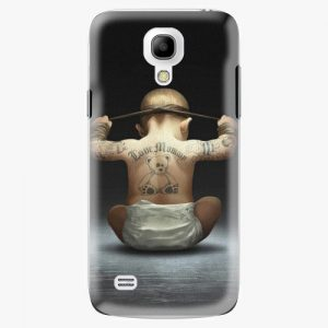 Plastový kryt iSaprio - Crazy Baby - Samsung Galaxy S4 Mini