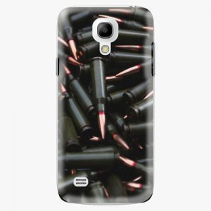 Plastový kryt iSaprio - Black Bullet - Samsung Galaxy S4 Mini