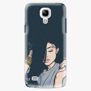 Plastový kryt iSaprio - Swag Girl - Samsung Galaxy S4 Mini